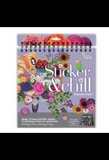 Ann Williams Group Sticker & Chill, Flower Fest