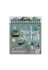 Ann Williams Group Sticker & Chill, Succulents & Crystals