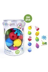 Lalaboom Bloom Beads And Accessories Caterpillar 24 Pcs.