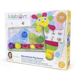 Lalaboom Educational Peg Board