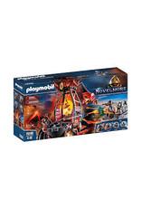 Playmobil Burnham Raiders Lava Mine