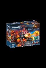 Playmobil Burnham Raiders Lava Catapult