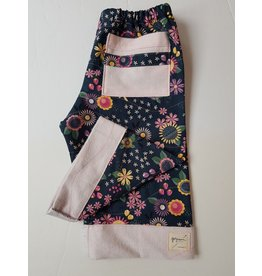 Georgi Pearson Quilty Pants, Navy Floral