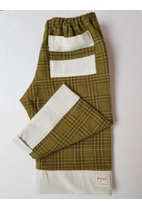 Georgi Pearson Quilty Pants, Olive Green