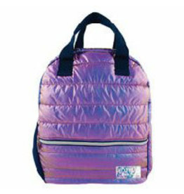 Fashion Angels Backpack Puffer Navy Gradient