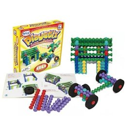 Popular Playthings Playstix Starter Set 80 Pcs.