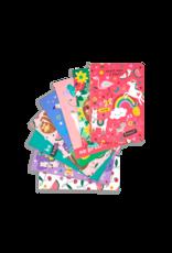 Ooly Fantastic Friends Pocket Pals Journals, Set of 8
