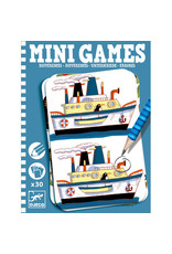 Djeco Mini Games, Differences by Remi