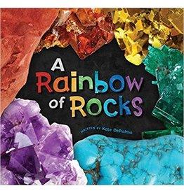 Fire the Imagination Rainbow of Rocks