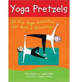 Fire the Imagination Yoga Pretzels Deck