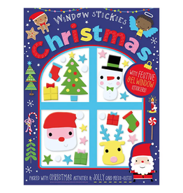 Fire the Imagination Window Stickers, Christmas