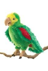 Folkmanis Amazon Parrot Puppet