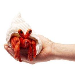 Folkmanis Mini Hermit Crab Finger Puppet