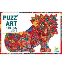 Djeco 150 pcs. Puzz'art, Lion