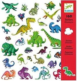 Djeco Stickers, Dinosaurs