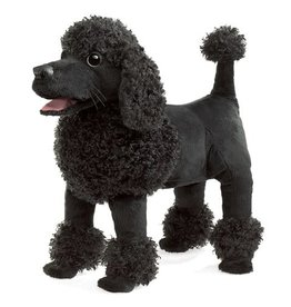 Folkmanis Poodle Puppet
