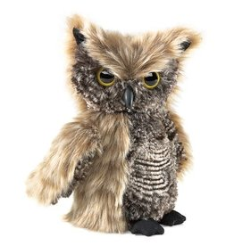 Folkmanis Screech Owl Puppet