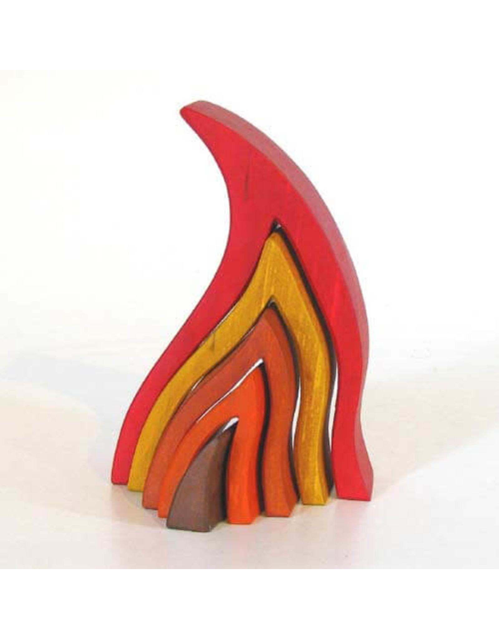 Grimm's Spiel & Holz Design Element, Fire Medium