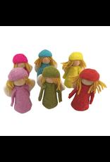 Papoose Dolls, Elves Bright