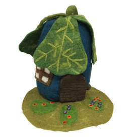 Papoose House, Oak Leaf with Mat