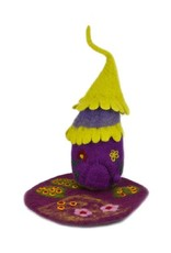 Papoose House, Fairy with Mat