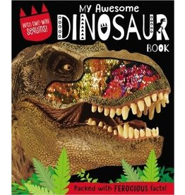 Fire the Imagination My Awesome Dinosaur Book HC