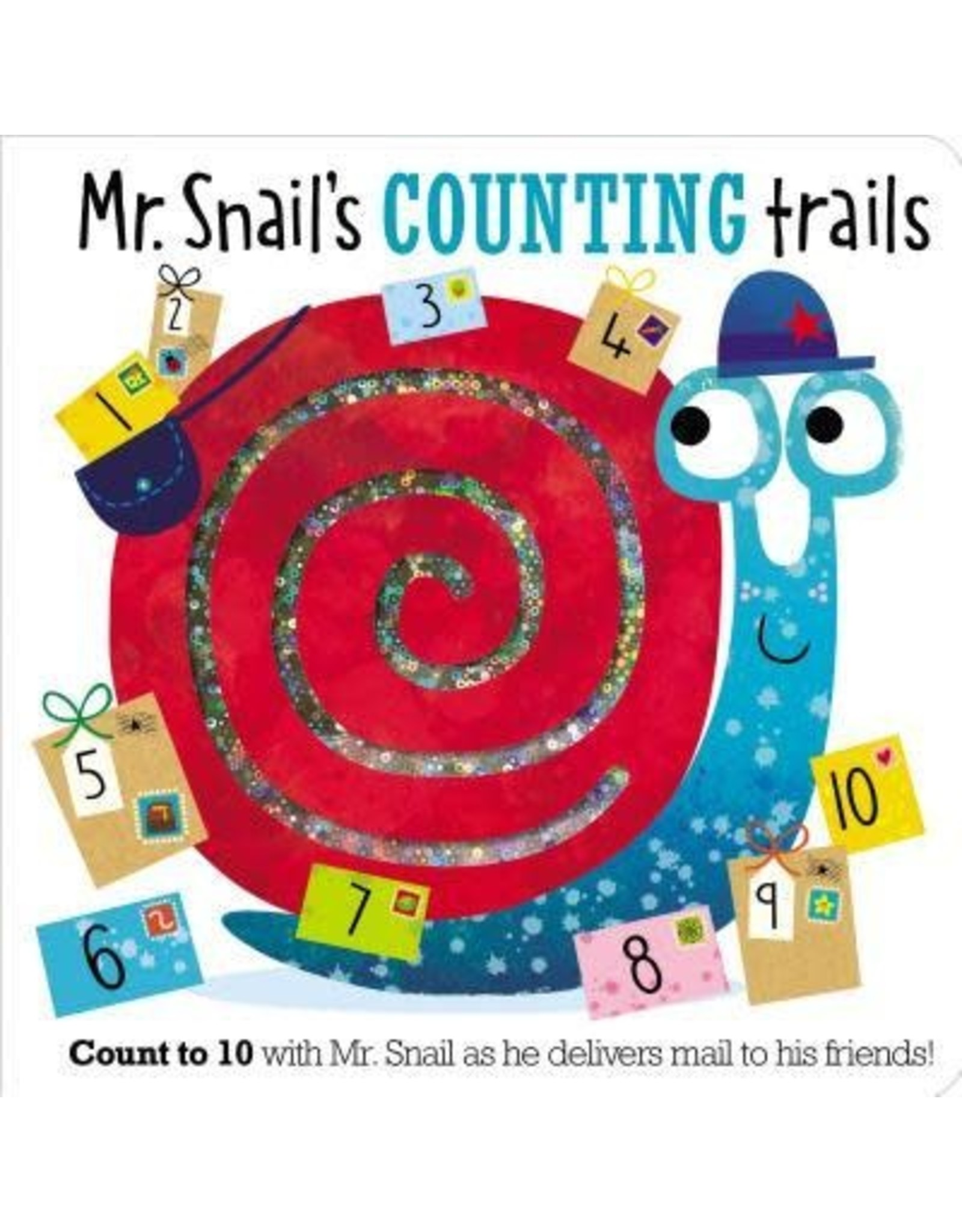 Mr. Snails Counting Trails BB