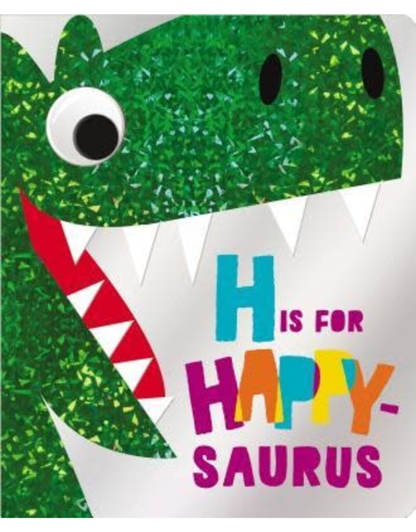 H is for Happy-saurus BB