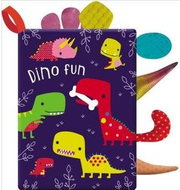 Dino Fun Cloth Book