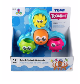 Tomy Spin & Splash Octopals