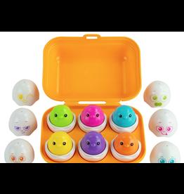 Lamaze Sort and Squeak Eggs