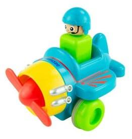 Lamaze Press and Go Airplane
