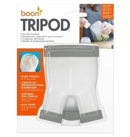 Boon Tripod Formula Dispenser, Grey
