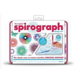 Everest Spirograph, Design Set Tin