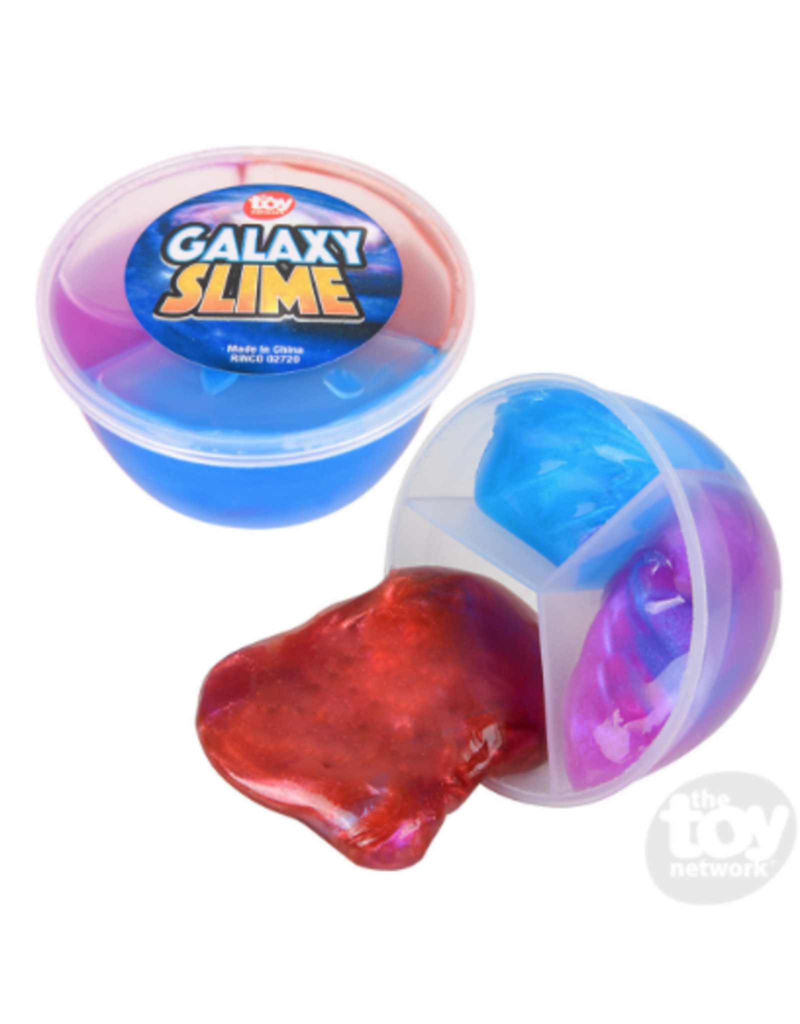 The Toy Network Galaxy Slime Tubes