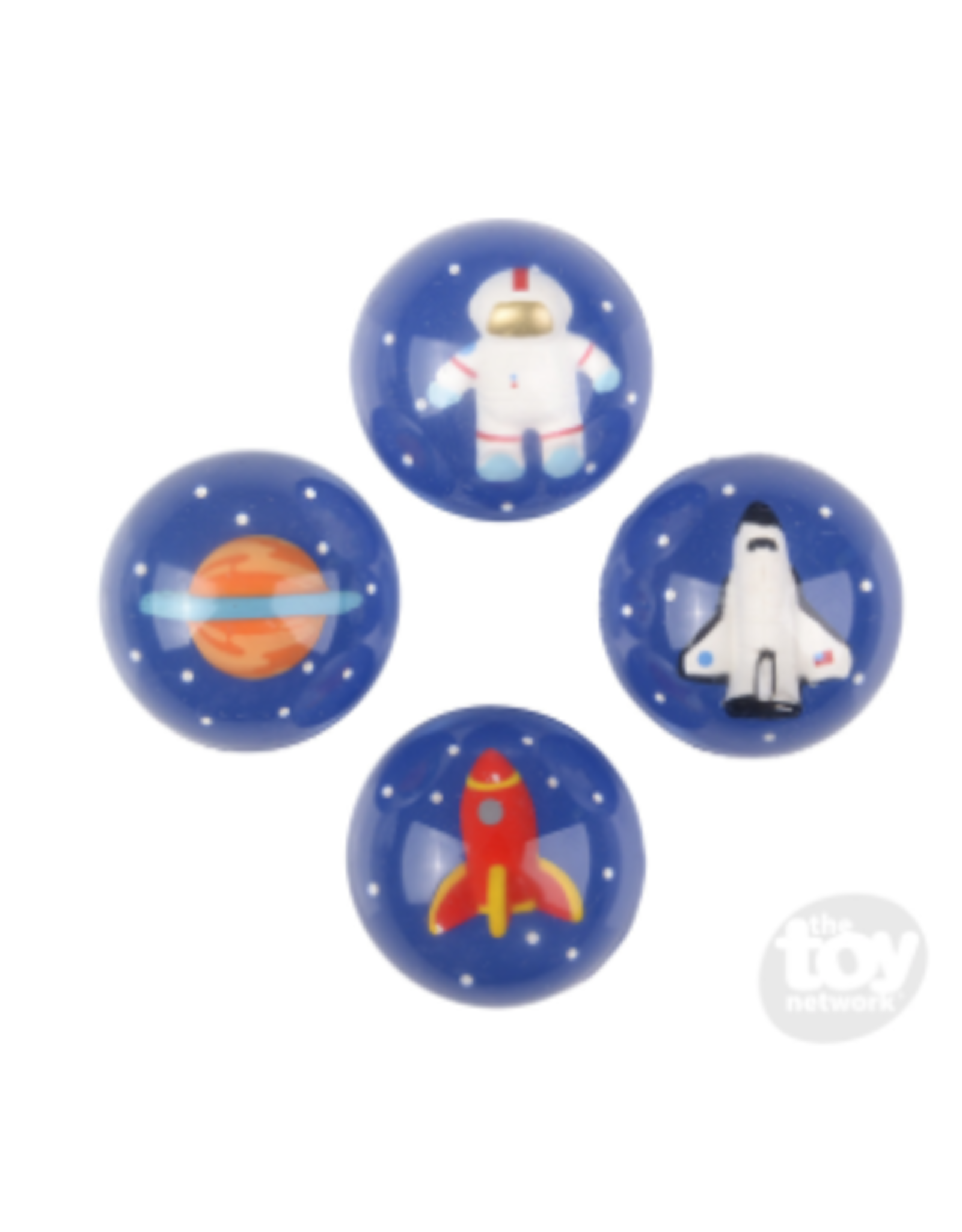 The Toy Network Space Hi-Bounce Ball