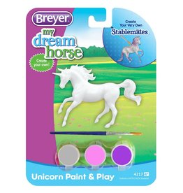 Breyer Unicorn Paint & Play