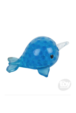 The Toy Network Gel Bead Narwhal