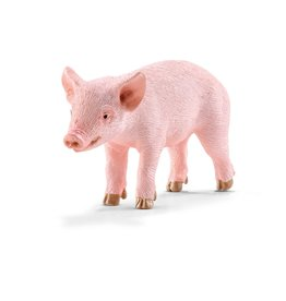 Schleich Piglet, Standing