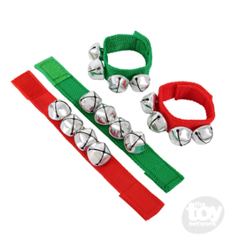 The Toy Network Jingle Bell Band Bracelet
