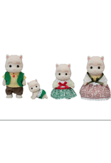 Calico Critters Calico Critter Woolly Alpaca Family