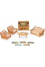 Calico Critters Calico Critters Comfy Living Room Set