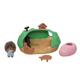 Calico Critters Calico Critter Baby Hedgehog Hideout