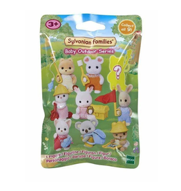 Calico Critters Calico Critters Baby Collectibles, Baby Outdoor Series
