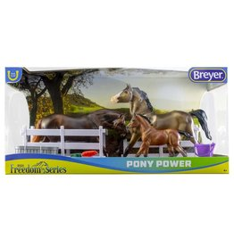 Breyer Pony Power Classics, Horse Set