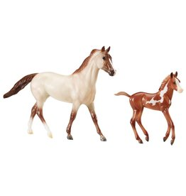 Breyer Running Wild Classic Mustangs
