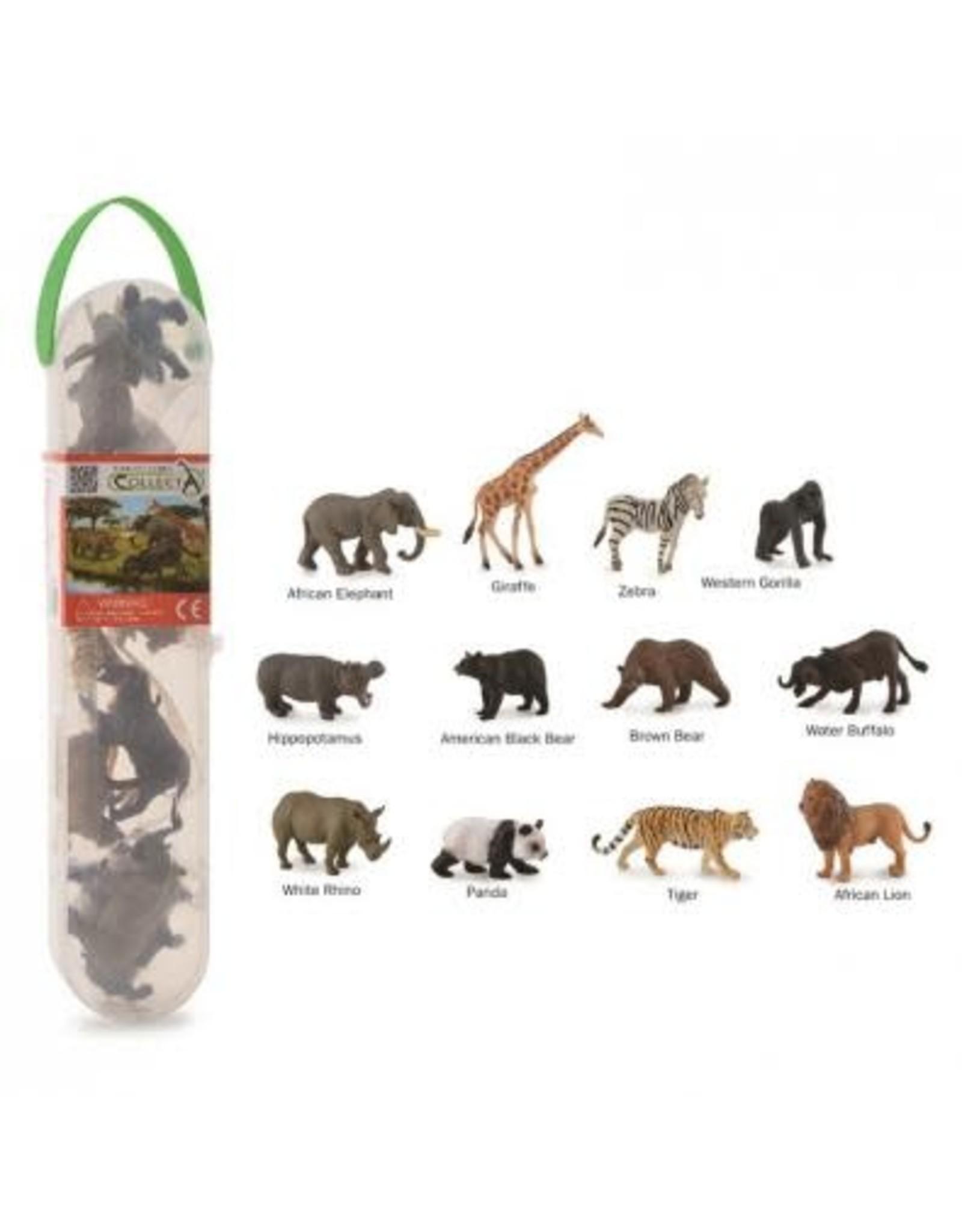 Breyer CollectA Box, Mini Wild Animals