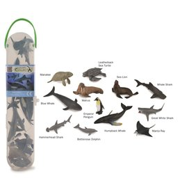 Breyer CollectA Box, Mini Sea Animals