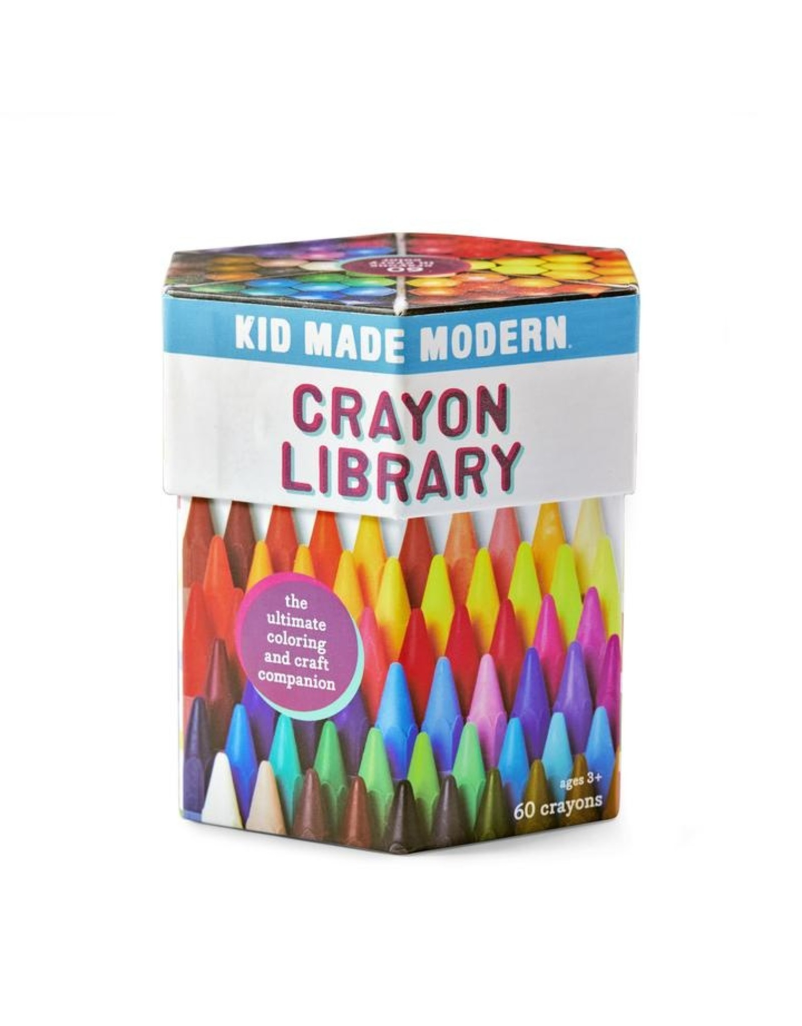 Kid Made Modern Crayon Library