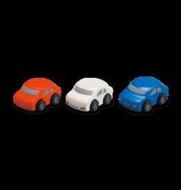 Plan Toys Plan Toys Asst Family cars/trucks